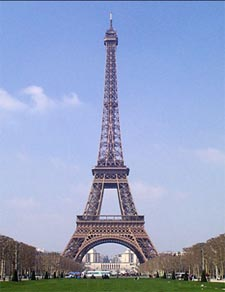 Tower of Eiffel